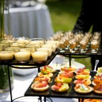 Sweet catering
